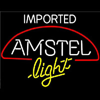 Amstel Light Imported Beer Neontábla