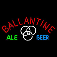 Ballantine Ale White Beer Neontábla
