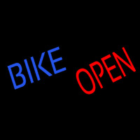 Bike Open Neontábla