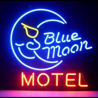Blue Moon Motel Hotel Country Retro