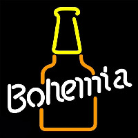 Bohemia Bottle Neontábla