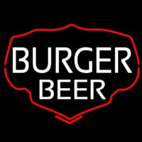 Burger Beer Neontábla