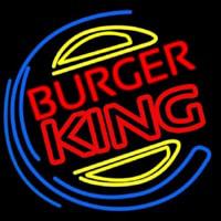 Burger King Neontábla