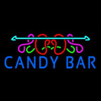 Candy Bar Neontábla