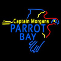 Captain Morgans Parrot Bay Neontábla