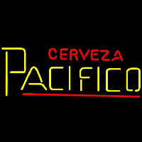 Cerveza Pacifico Beer Sign Neontábla