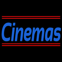 Cinemas With Line Neontábla