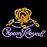 Crown Royal Neontábla