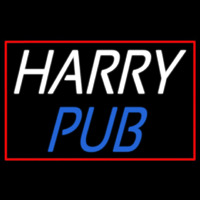 Custom Harry Pub 1 Neontábla