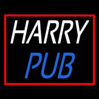 Custom Harry Pub 2 Neontábla