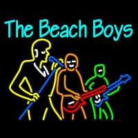 Custom The Beach Boy Music Group Neontábla