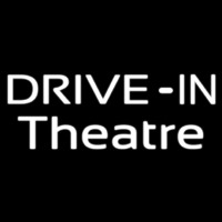Drive In Theatre Neontábla