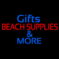 Gifts Blue Beach Supplies Neontábla