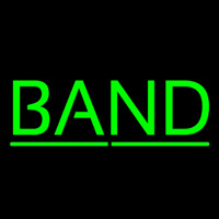 Green Band Neontábla