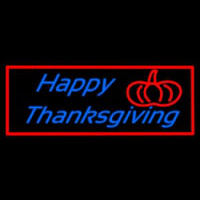 Happy Thanksgiving 2 Neontábla