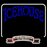 Icehouse Backlit Brewery Beer Sign Neontábla