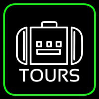 Icon Tours Neontábla