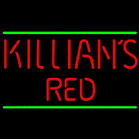 Killians Red 2 Beer Sign Neontábla