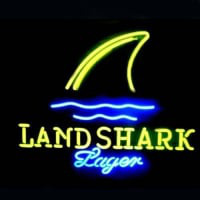 Land Shark Neontábla
