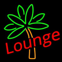 Lounge With Flower Neontábla