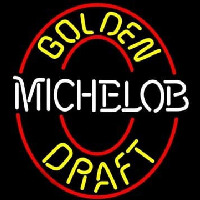 Michelob Golden Draft Neontábla