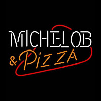 Michelob Pizza Neontábla