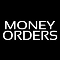 Money Orders Neontábla