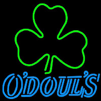 Odouls Green Clover Beer Sign Neontábla