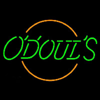 Odouls Round Beer Sign Neontábla