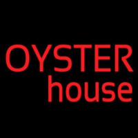 Oyster House 1 Neontábla