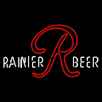 Rainier 1950s 1960s Bar Beer Sign Neontábla