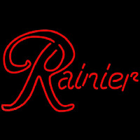 Rainier Red Beer Sign Neontábla