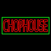 Red Chophouse Neontábla