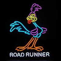 Road Runner Neontábla