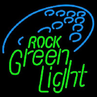 Rolling Rock Green Light Neontábla