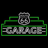 Route 66 Garage Neontábla