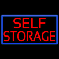Self Storage Neontábla