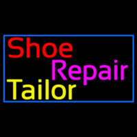 Shoe Repair Tailor Neontábla