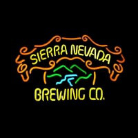 Sierra Nevada Brewing Co Neontábla