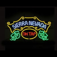 Sierra Nevada On Tap Neontábla