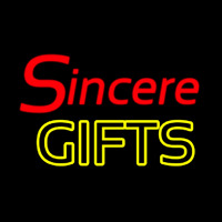 Sincere Gifts Neontábla