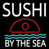 Sushi By The Sea Neontábla