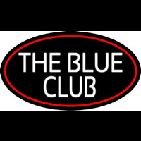 The Blue Club Neontábla