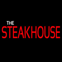 The Steakhouse Neontábla
