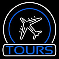 Tours Icon Neontábla