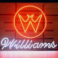 Williams Neontábla
