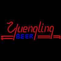 Yuengling Blue Beer Sign Neontábla